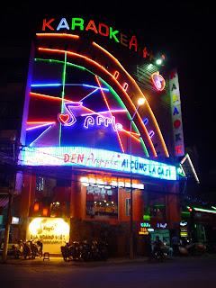 Karaoké au Vietnam