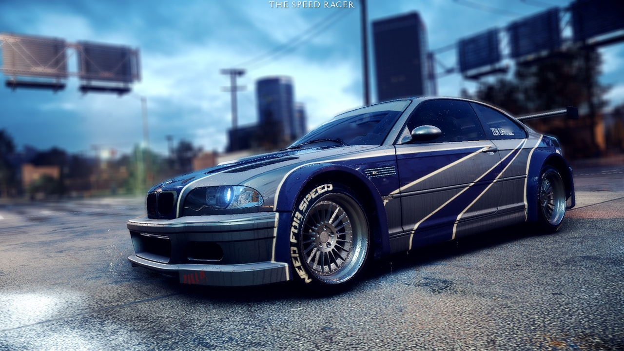 Need For Speed 2015 Bmw M3 Gtr E46 2006 Deluxe Edition