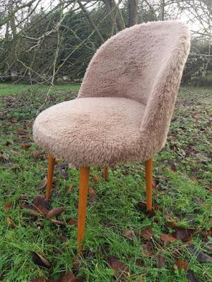 Chaise vintage Lille Pevele Décoration