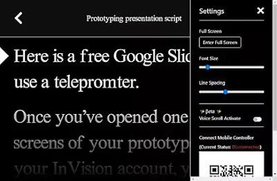 Cara Menambahkan Teleprompter ke Google Slides-4