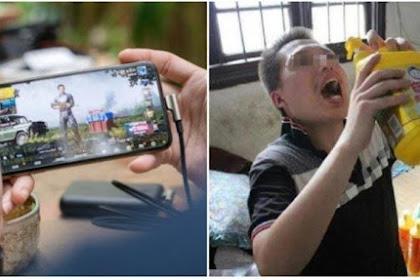 Terlalu Asyik Main PUBG, Pria Muda Ini Tak Sadar Minum Detergen Sampai Meninggal Dunia