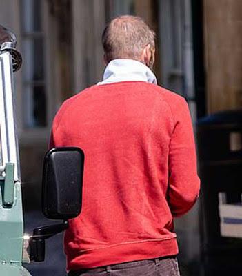 """Beckham lộ đầu hói gây sốc, """"xuống mã"""" nghiêm trọng sau cách ly Covid-19 3"""