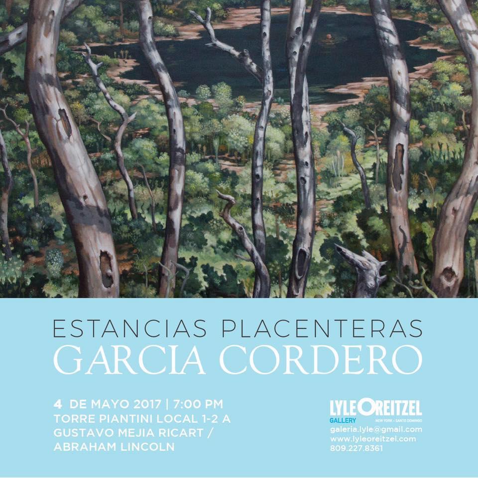 """Galeria Dominican Republic: Carib Gallery Journal: Exhibition: """"Estancias Placenteras"""