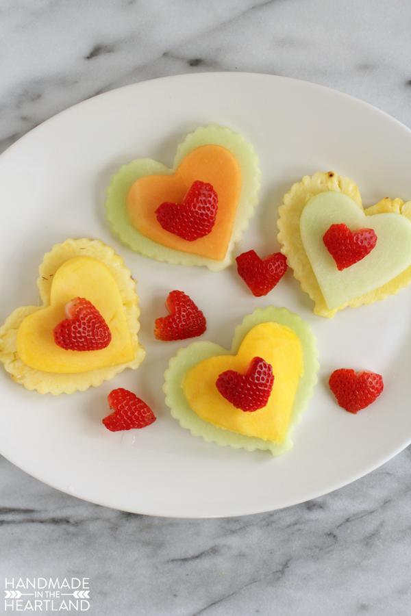 Allergy Free Valentine's Day Snack