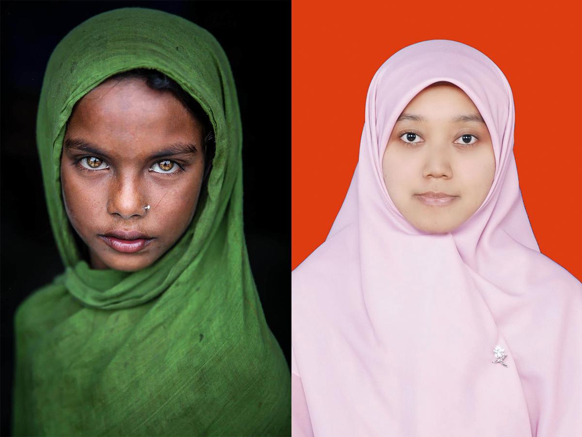 cewek hijab manis foto cantik penjelasan tentang elemen dalam pas foto dan portrait