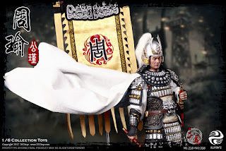 303TOYS NO.318 1/6 Three Kingdoms Series - Zhou Yu A.K.A Gongjin