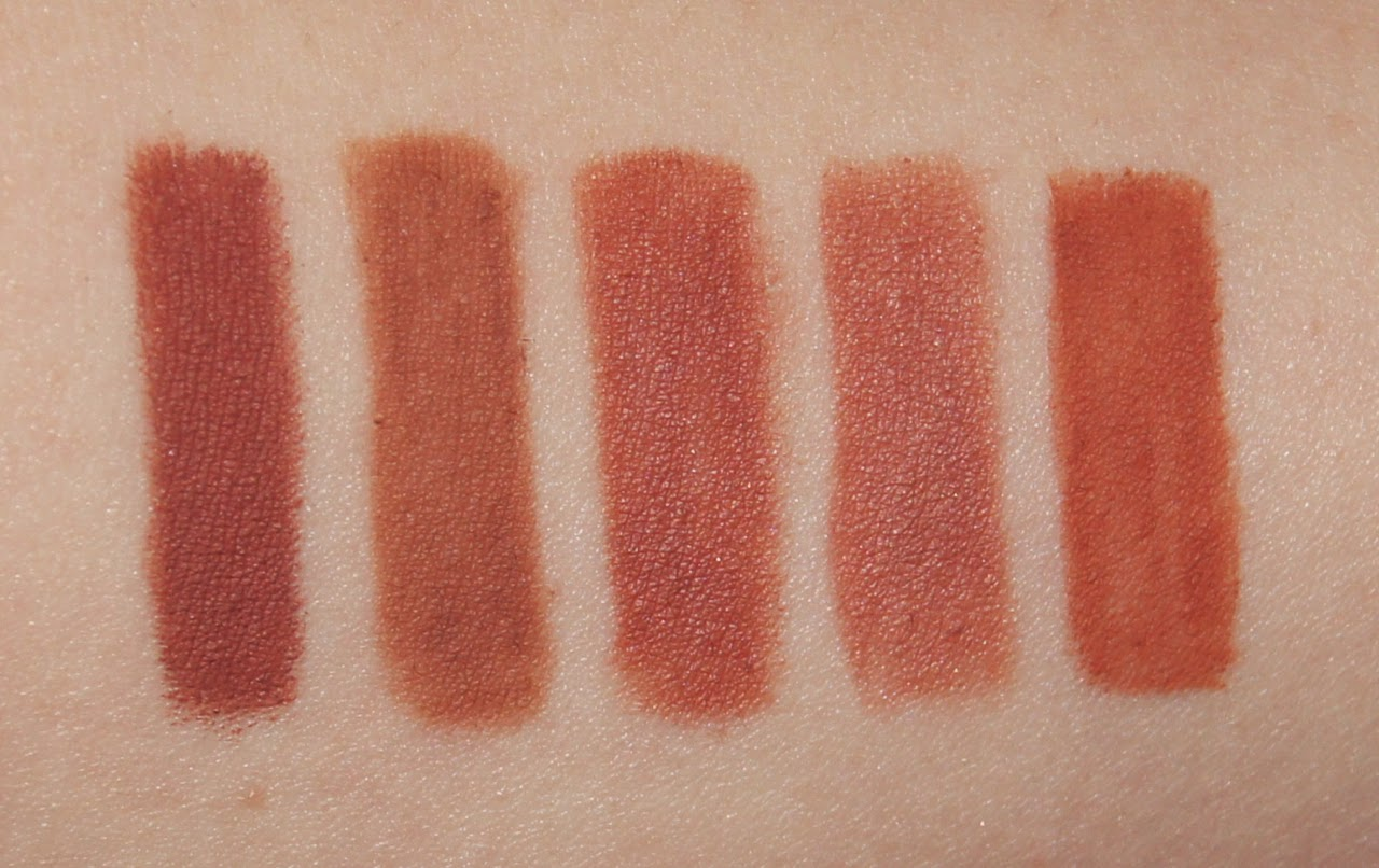Rimmel Lasting Finish Lip Liner Swatches | Decorativestyle.org