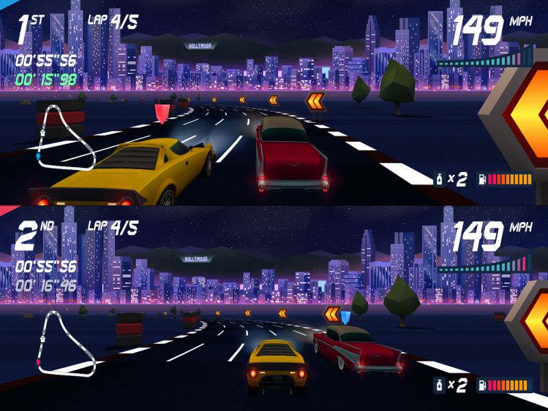 Download Horizon Chase Turbo Free Full Game For PC
