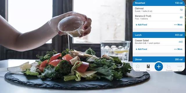 Aplikasi Penghitung Kalori Terbaik di Android dan iOS