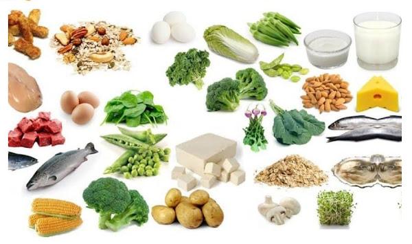 مصادر الكالسيوم الطبيعية الاغذية الغنية بالكالسيوم