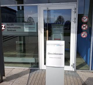 Agentur für Arbeit / Jobcenter Traunstein: geschlossen