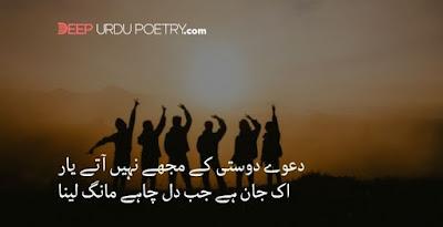 Friendship Poetry in Urdu for Boy