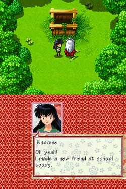 InuYasha: Secret of the Divine Jewel screenshot 2