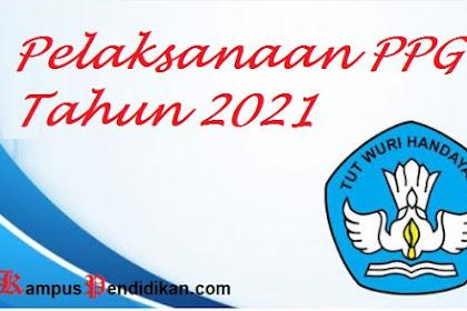 Peserta PPG Daljab 2021 sudah ditetapkan