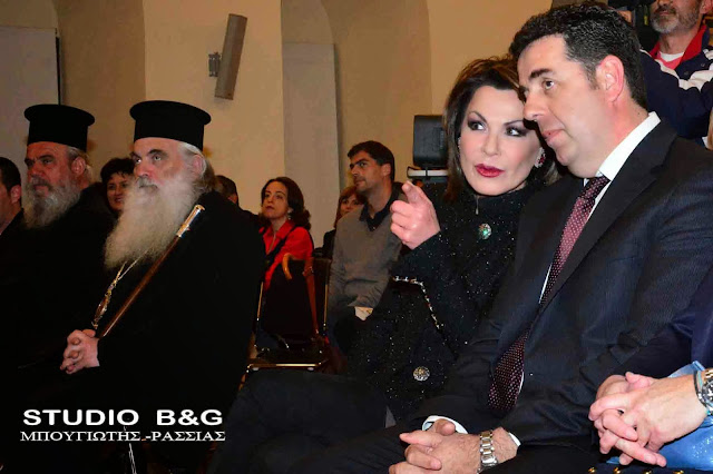 Από το Ναύπλιο ξεκινά η πρόεδρος της επιτροπής «ΕΛΛΑΔΑ 2021» Γιάννα Αγγελοπούλου