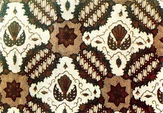 Batik Solo Motif Ceplok Kesatian