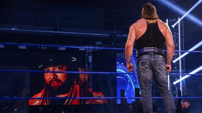 Backstage details about the Wyatt Swamp Fight between Bray Wyatt and Braun Strowman revealed