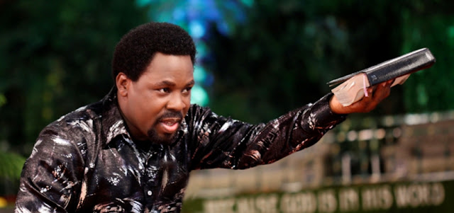 TB Joshua tells Christians they are not immune to deadly disease