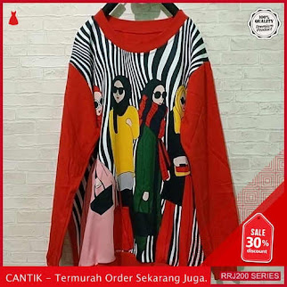 Jual RRJ200O100 Outerwear Wingky Sweater Wanita Mc Terbaru Trendy BMGShop