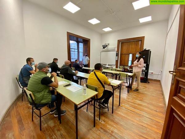 El Ayuntamiento organiza un curso de prevención en riesgos laborales de carácter gratuito para desempleados