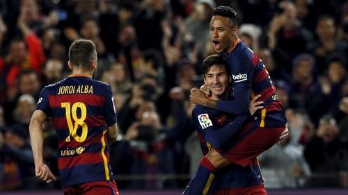 Tak Terkalahkan Dalam 34 Laga, Barca Samai Rekor Madrid