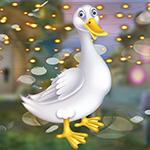 G4K Glad White Duck Escape