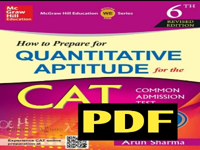 Arun Sharma Aptitude Book Pdf