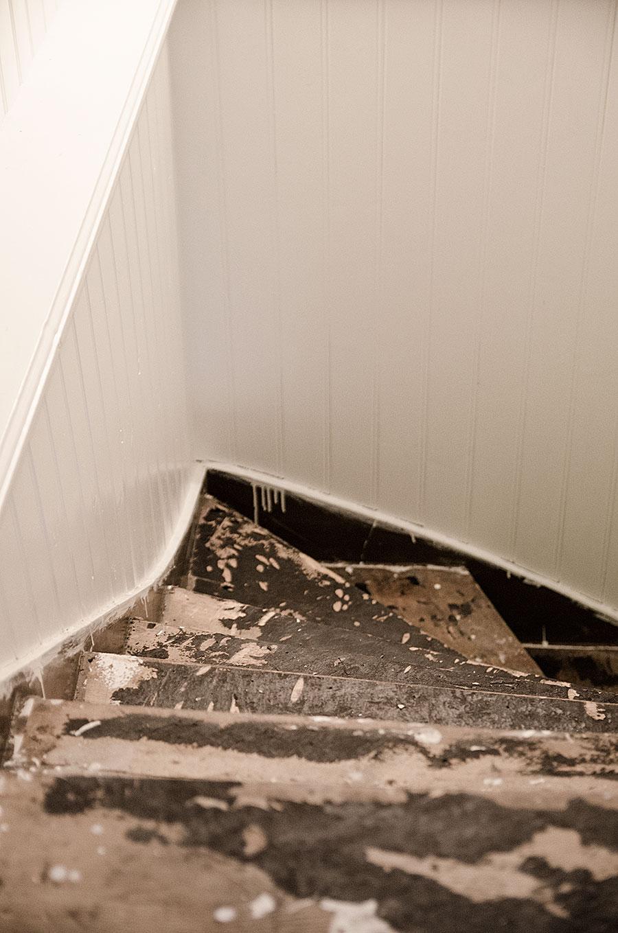 Anna Truelsen inredningsstylist: Renovera trappa : renovera trappa : Trappa