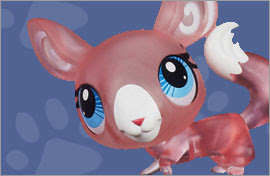 LPS Chinchilla Figures