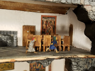 Bunratty-Castle-Diorama-Solar