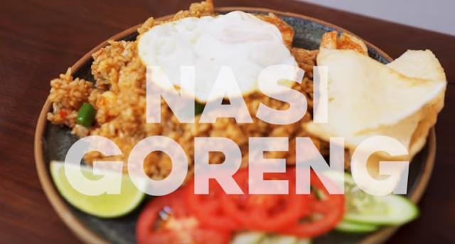 indonesian ancient food recipes nasi goreng spesial nasi goreng spesial