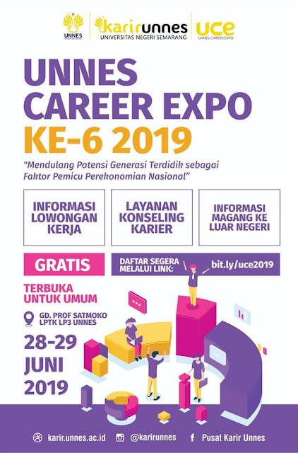 Job Fair UNNES Semarang (Career Expo)