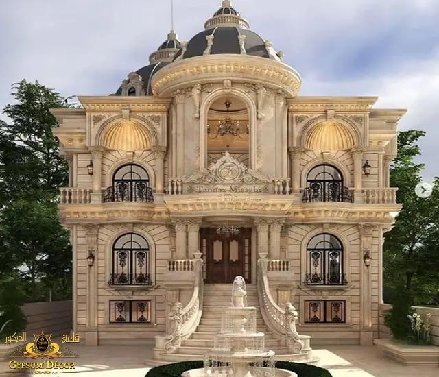 قصر ملكي مودرن 2022 سعودي