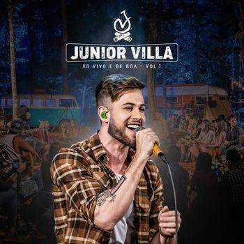 CD CD Ao Vivo e de Boa Vol 1 – Junior Villa (2019)