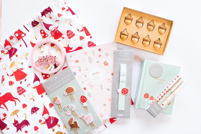 christmas haul from kikki k