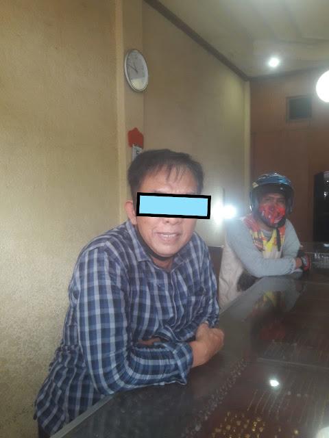Seorang Pensiunan PNS Tertangkap Tangan Saat Mencuri Emas