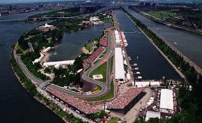 Horário da corrida do GP do Canadá pela fórmula 1  - 10/06/2018