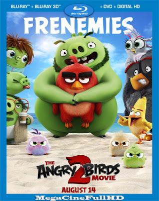 Angry Birds 2: La Película Full 1080P Latino