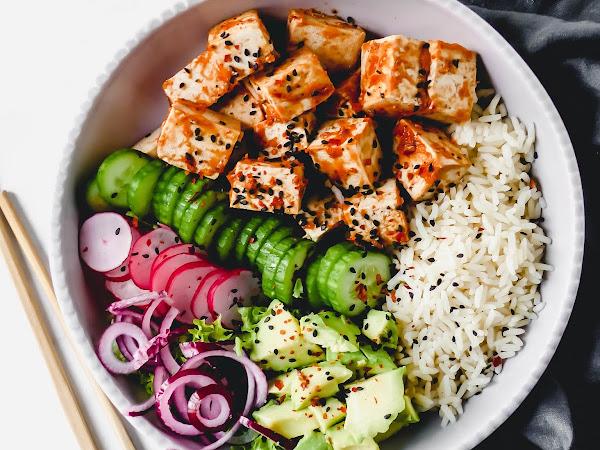 Tofu-Buddha-Bowl