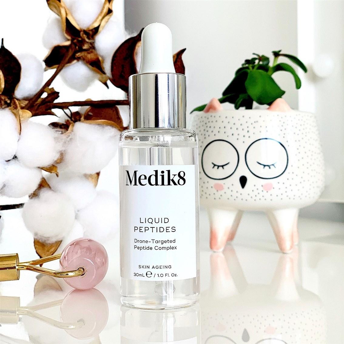 Medik8 Liquid Peptides opinie