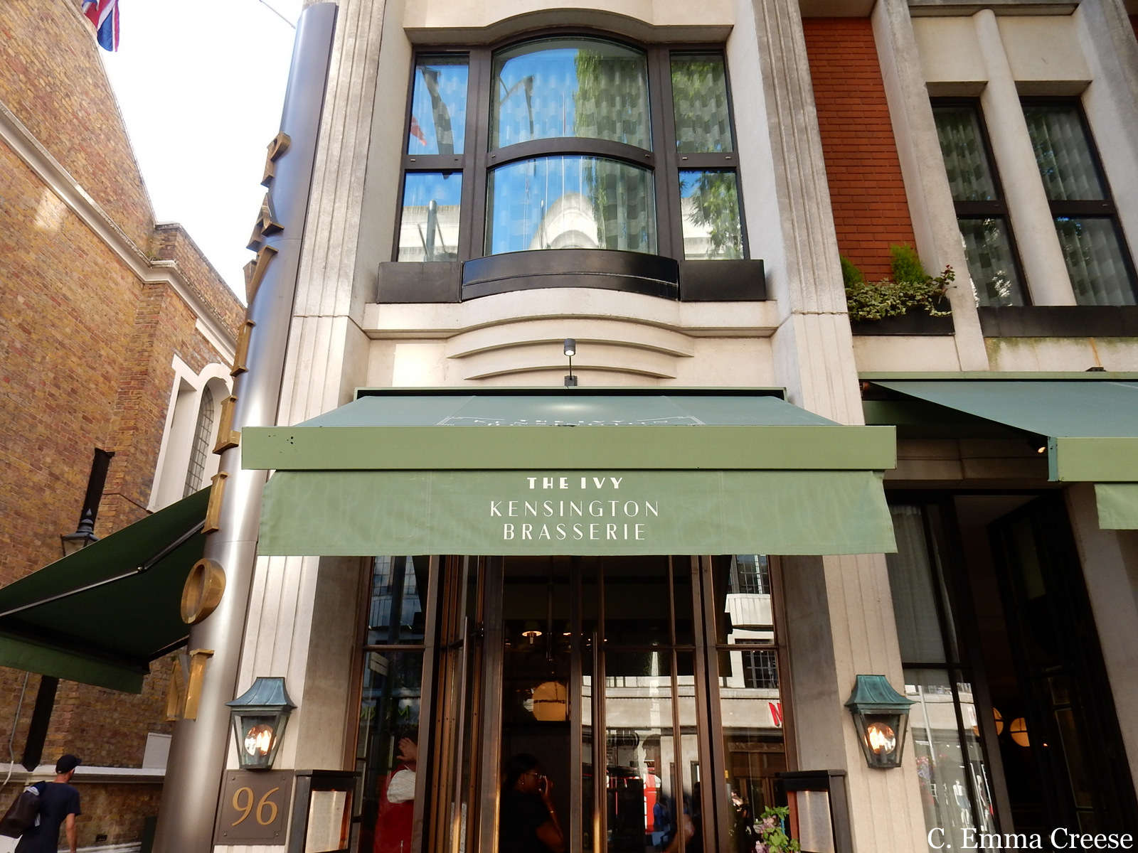 The Ivy Kensington Luxury Brunch Adventures of a London Kiwi