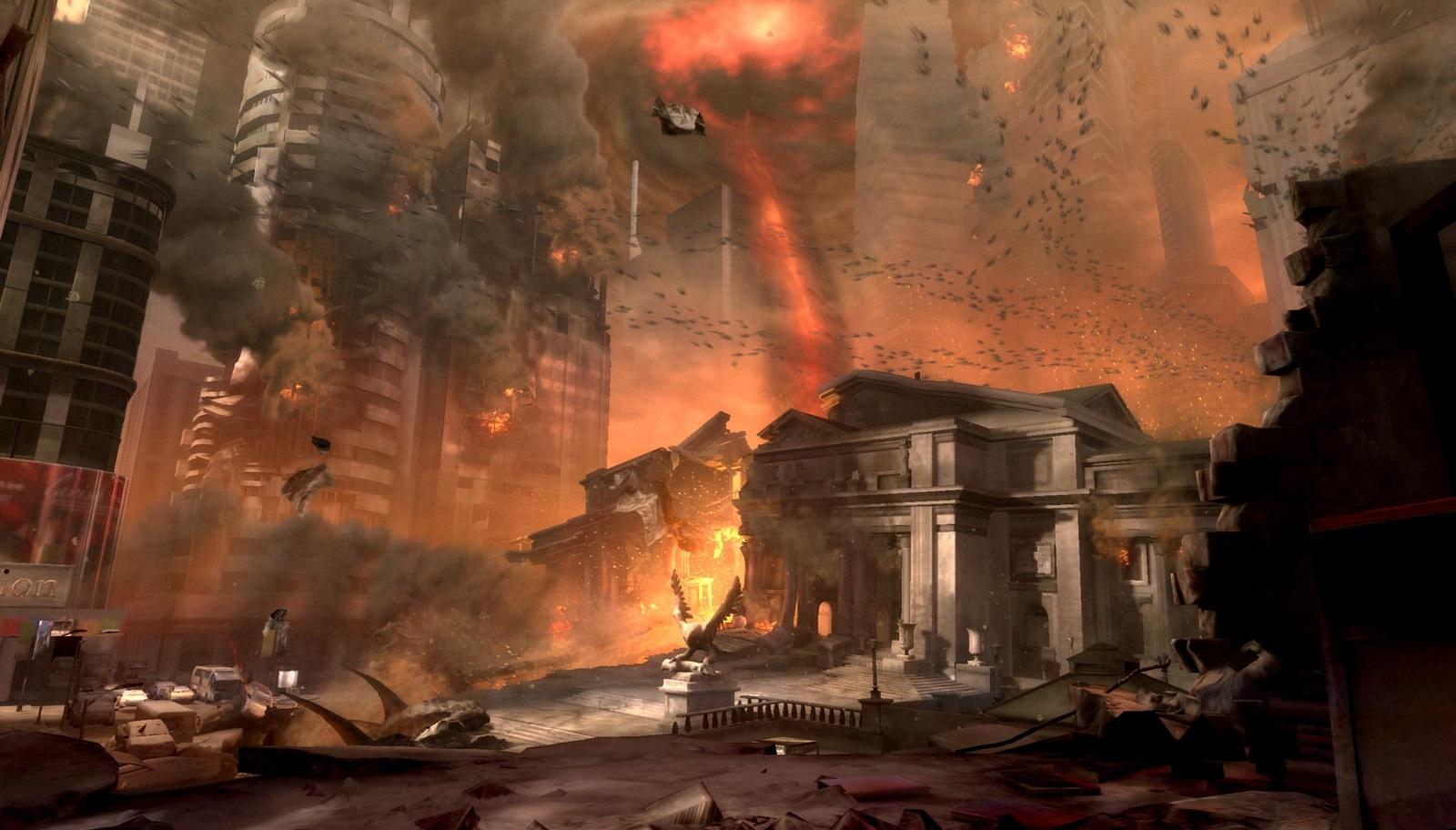 Pc Games Wallpaper Pc Games 5 Years Ago Doom 4 Is Not Doom 4