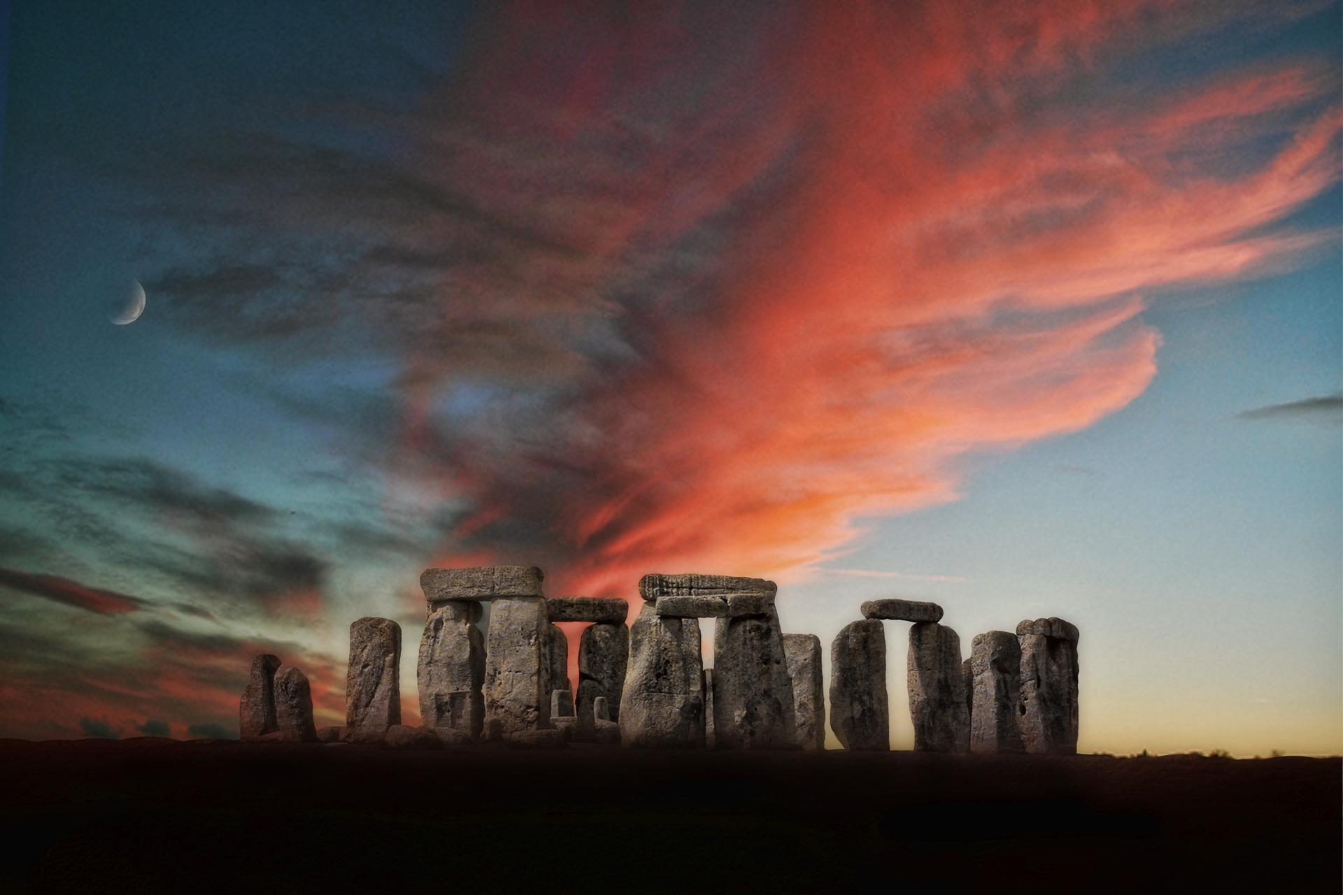 Pesquisadores conseguiram descobrir a origem das pedras de Stonehenge