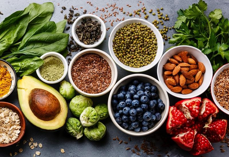 Gençlik iksiri 'Antioksidanlar'