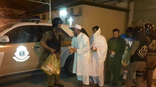 885 ILLEGAL EXPATS ARRESTED IN RIYADH IN 24 HOURS