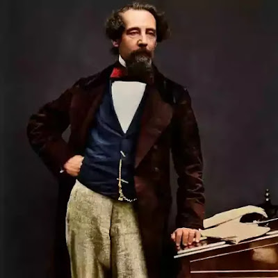 A new and vivid realism vitalises the novels of Charles Dickens. It is a realism humorous and tender by turns. Dickens's realistic scenes are now lit up by laughter, now warmed by pity.
