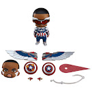 Nendoroid The Falcon and The Winter Soldier Captain America, Sam Wilson (#1618-DX) Figure