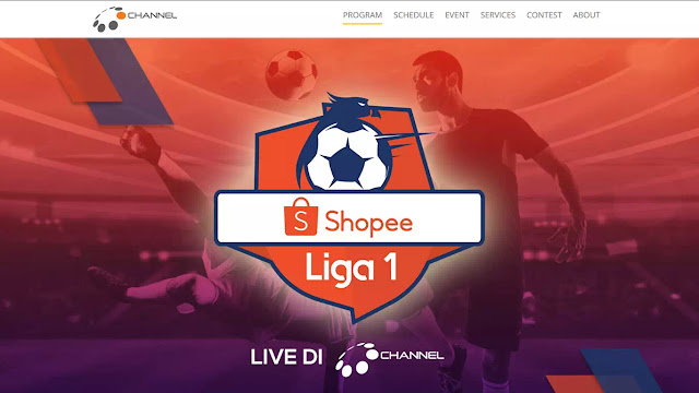 biss key o channel pertandingan bola Liga 1 Indonesia
