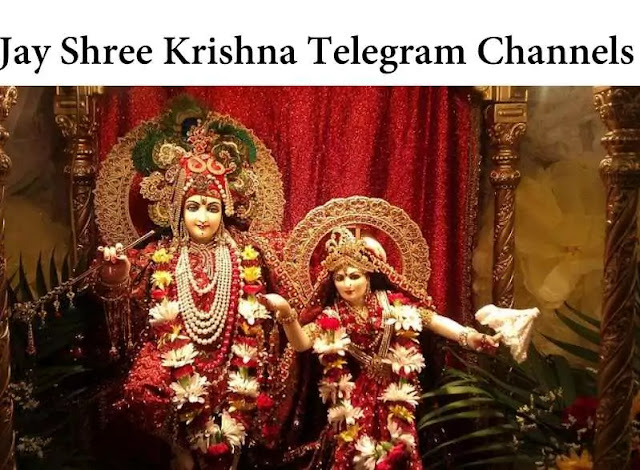 Jay Shree Krishna Telegram Channels