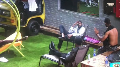 Joe, Mr creative director in the Big Brother Naija  Pepe Dem house yet again landed another shot aiming at fellow housemate following their argument later he was seen addressing his altercation with Tacha And he had alot to say.